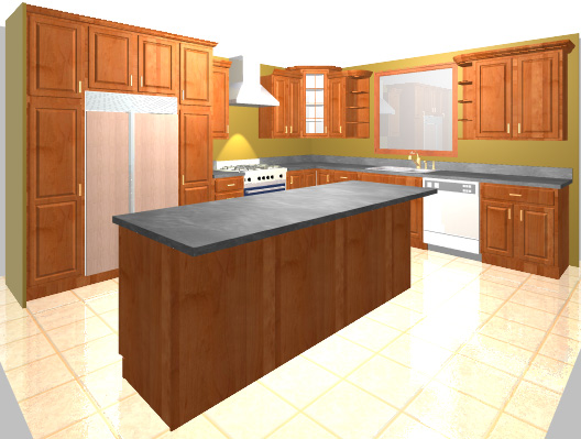 Beaverton Kitchen Cabinets